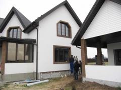 установка, монтаж, ремонт металлопластиковых окн, металлопластиковых конструкций   Киев и Киевская область | BROIK