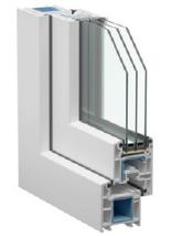 Veka EUROLINE - Классическая система оконных и дверных профилей